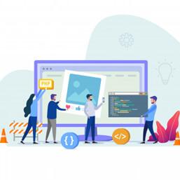 webshop løsning