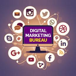 Arbejd sammen  med det bedste digitale marketingbureau, der hjælper din virksomhed med at vokse